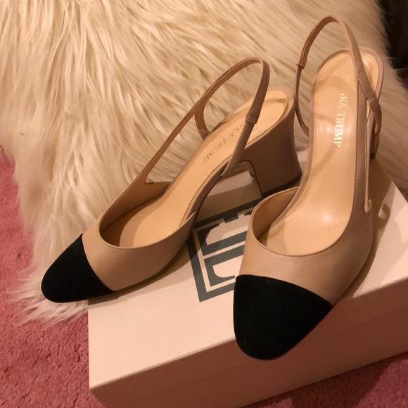 4473dc2414c Ivanka Trump Shoes - ivanka trump liah slingbacks